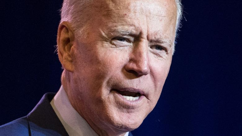 Joe Biden in November 2020