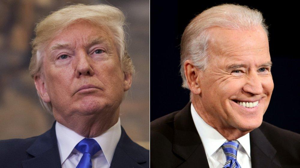 President Donald J. Trump, Former Vice President Joe Biden