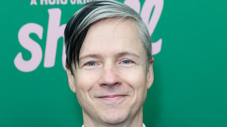 John Cameron Mitchell at 'Shrill' season two premiere