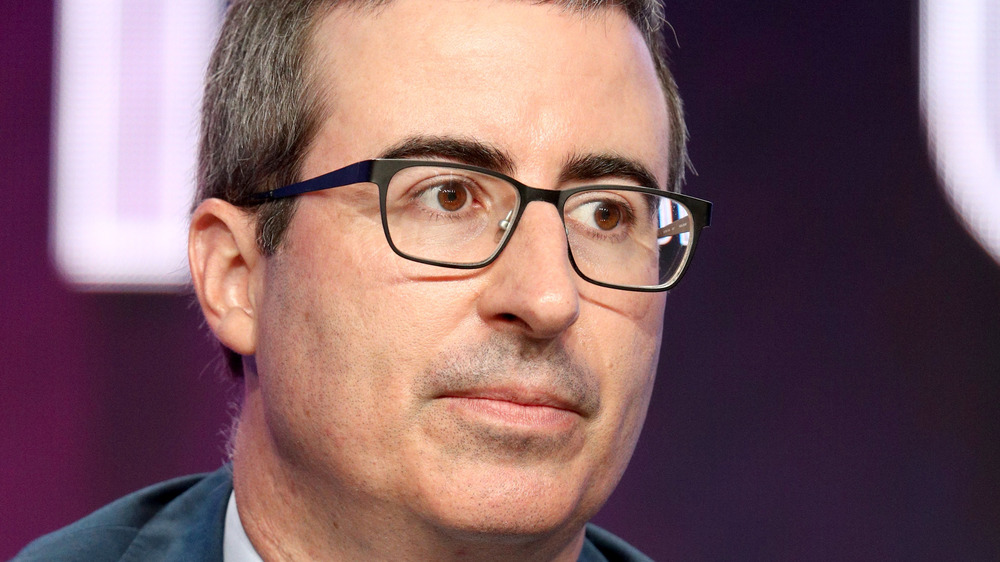 John Oliver at an event