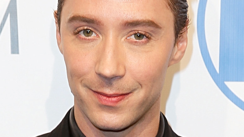 Johnny Weir attending the 2019 Emery Awards