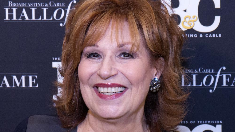 Joy Behar smiling