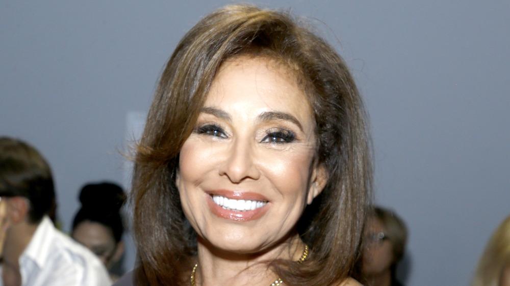 Jeanine Pirro smiling