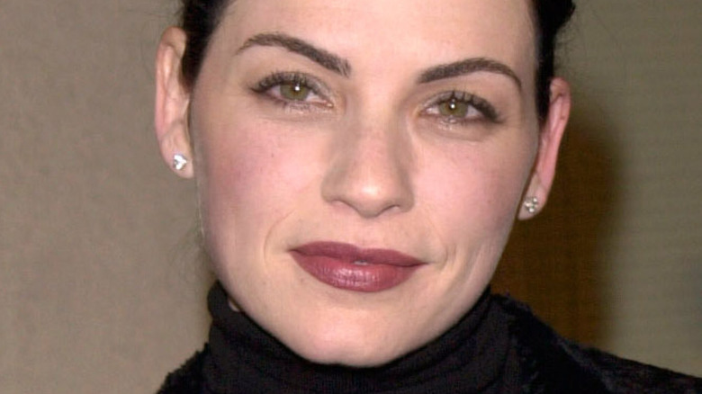 Julianna Margulies on the red carpet
