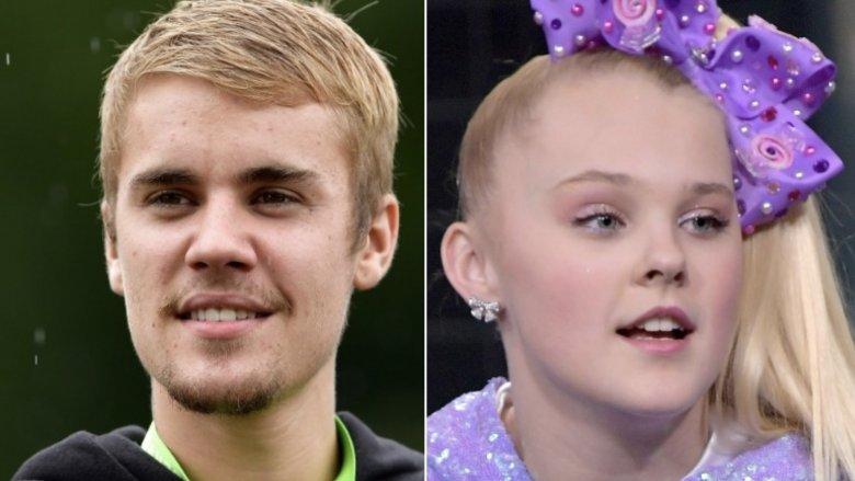 Justin Bieber, JoJo Siwa
