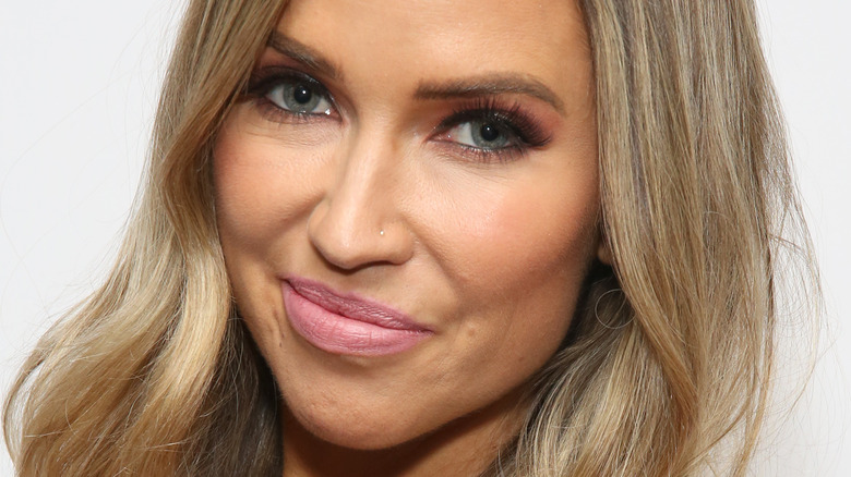 Kaitlyn Bristowe on the red carpet