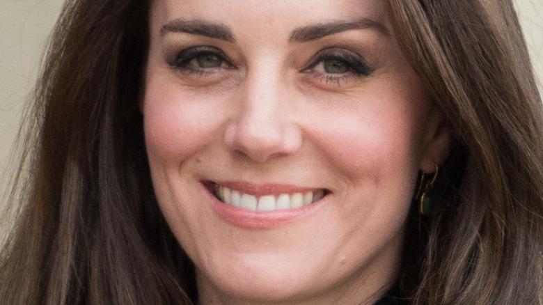 Kate Middleton eyeliner