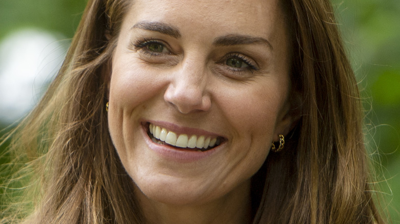 Kate Middleton at the Natural History Museum in London