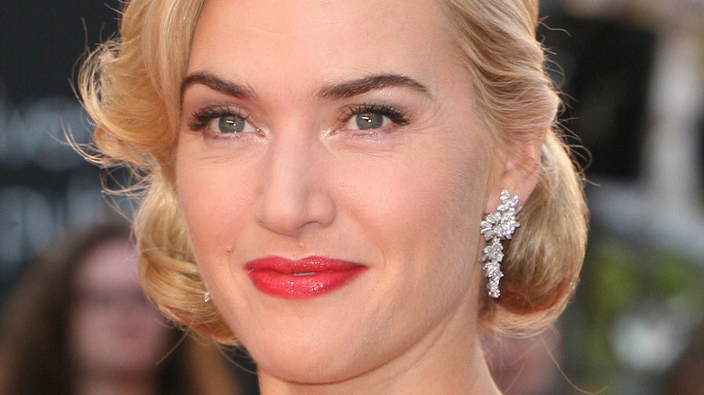 Kate Winslet London Red Carpet