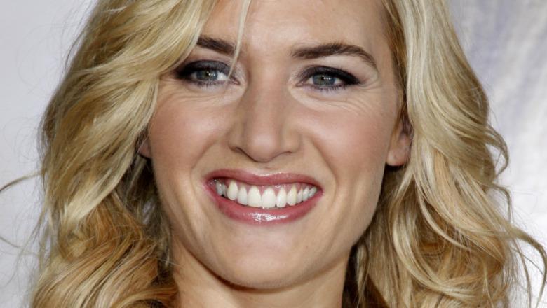 Kate Winslet smiling