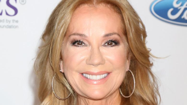 Kathie Lee Gifford smile