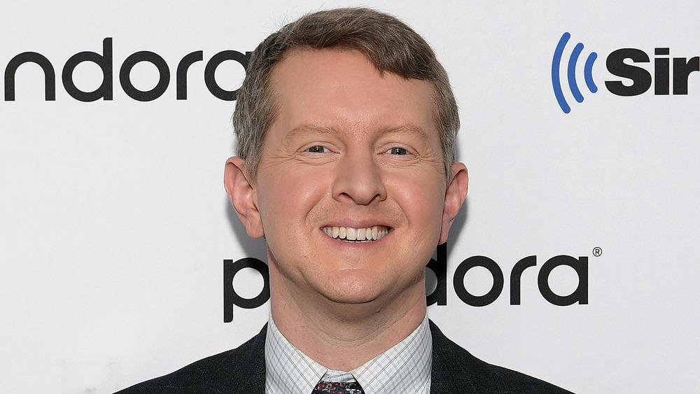 Ken Jennings smiling