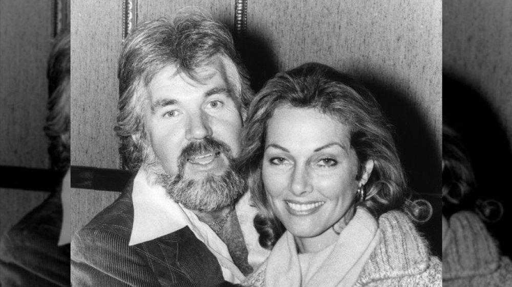Kenny Rogers, Marianne Gordon