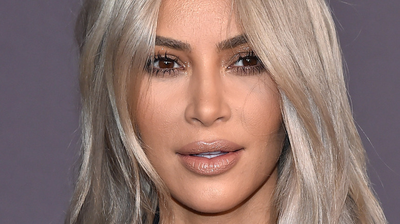 kim kardashian on red carpet