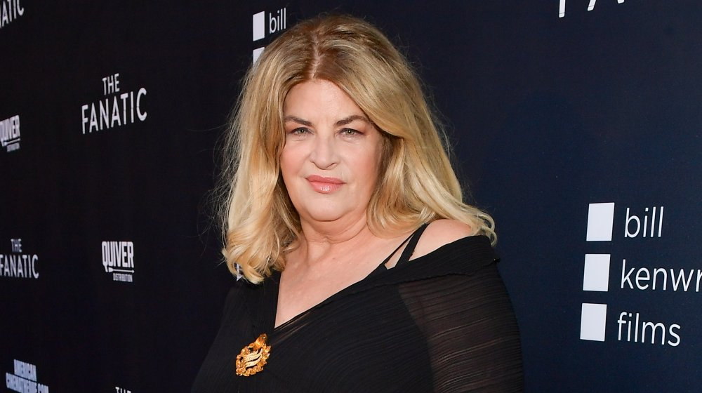 Kirstie Alley at The Fanatic premiere in 2019