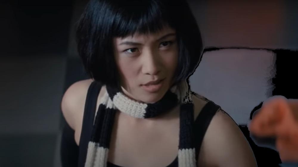 Ellen Wong as Knives Chau in Scott Pilgrim vs the World