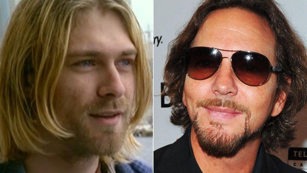 Kurt Cobain, Eddie Vedder
