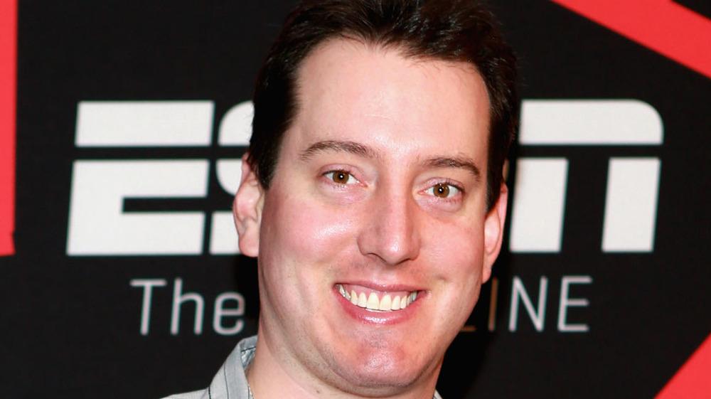 """Kyle Busch at ESPN The Magazine's """"NEXT"""" event"""