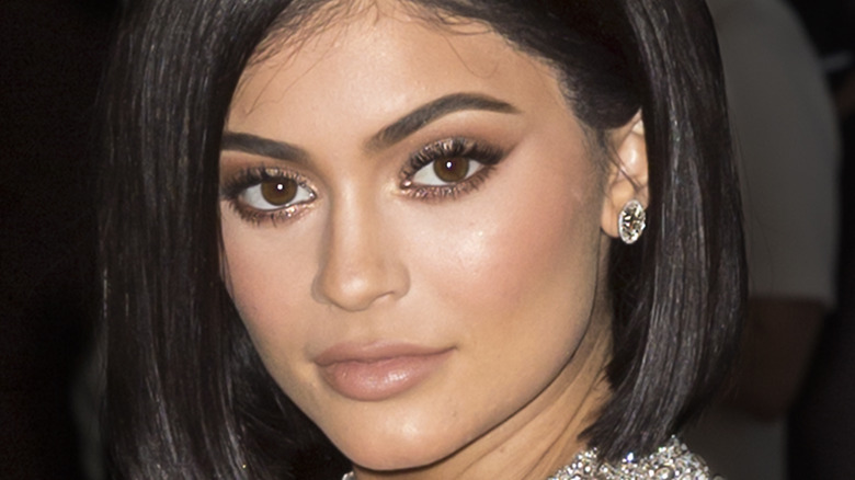 Kylie Jenner at an event