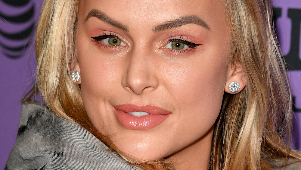 Lala Kent on the red carpet