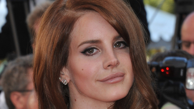 Lana Del Rey at an event