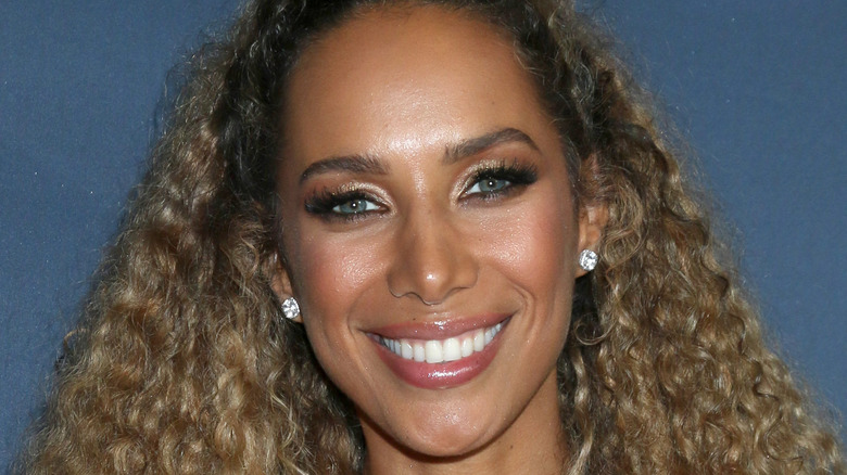 """Leona Lewis at the finale of """"America's Got Talent"""""""