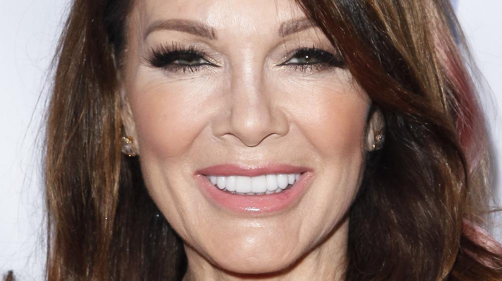 Lisa Vanderpump eyelashes