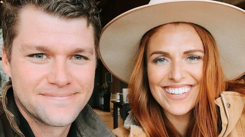 Jeremy Roloff and Audrey Roloff smiling
