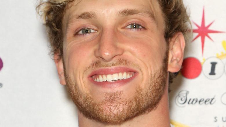 Logan Paul Smile