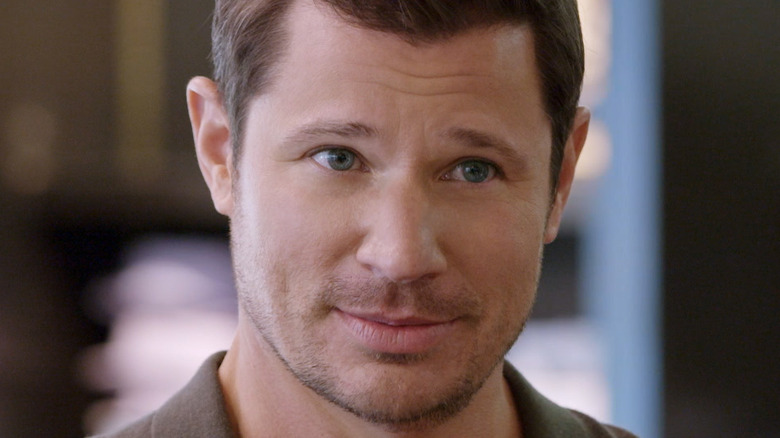 Nick Lachey in 'Love is Blind'