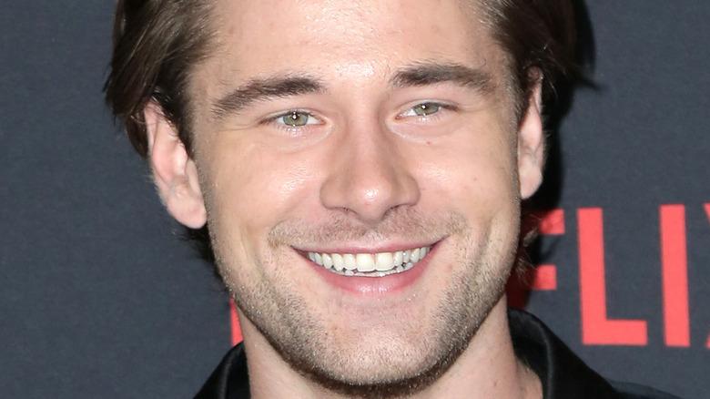 Luke Benward smiling