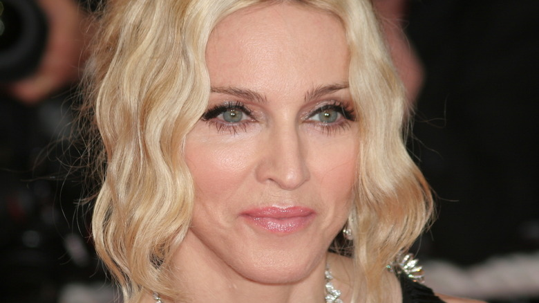 Madonna in 2021