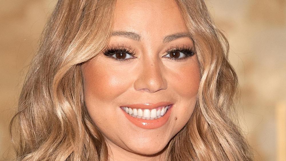 Mariah Carey eyelashes