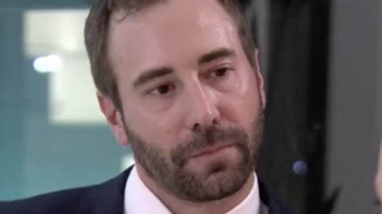 Ryan, looking nervous