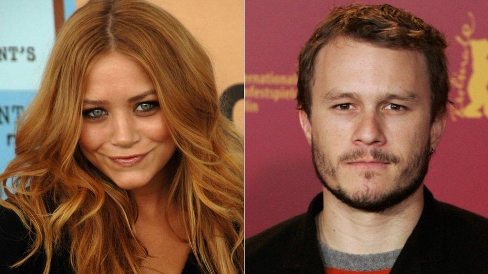 Mary-Kate Olsen, Heath Ledger