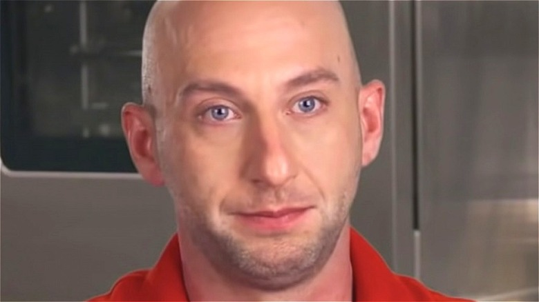 Mathew Shea 'Below Deck' confessional