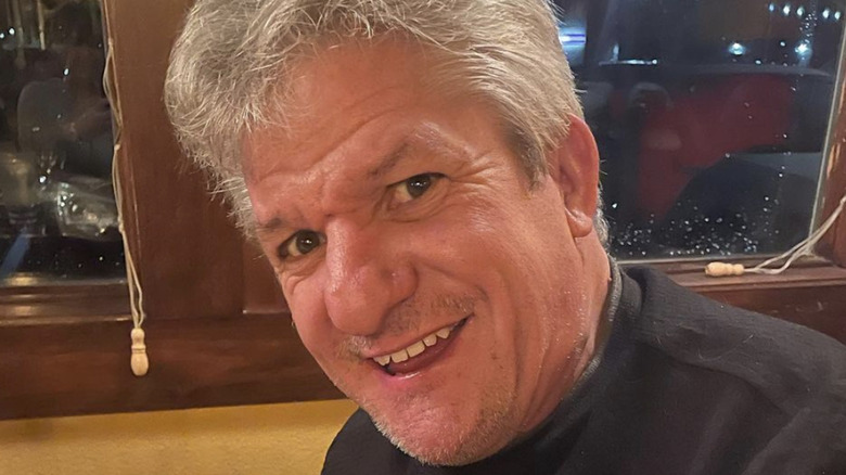 Matt Roloff smiling