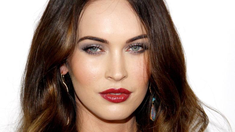 Megan Fox on red carpet