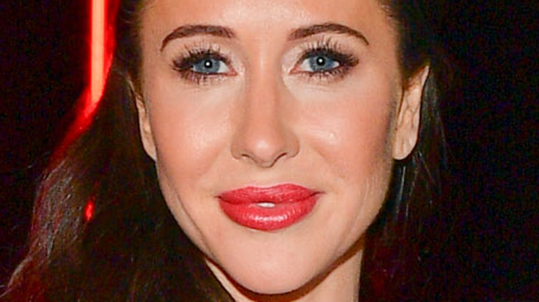 Jessica Mulroney red lips