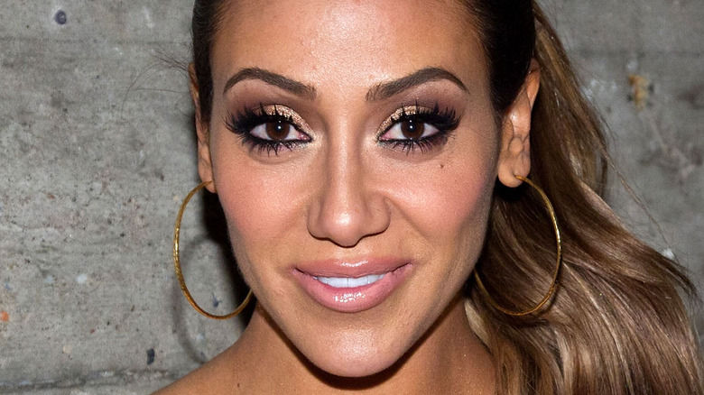 Melissa Gorga eyelashes