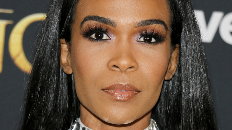 Michelle Williams at a red carpet event