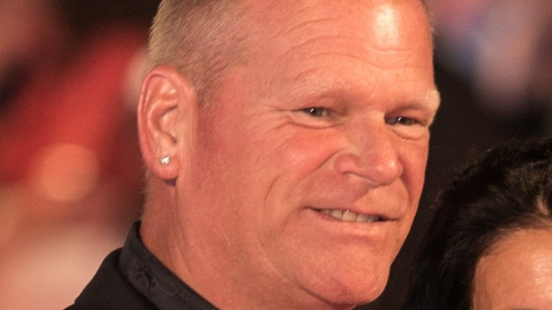 HGTV Personality Mike Holmes pose