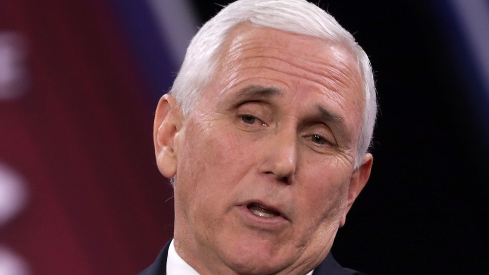 Mike Pence and CPAC 2020