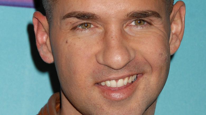 Mike Sorrentino hazel eyes