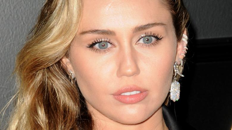 Miley Cyrus Grammys 2019