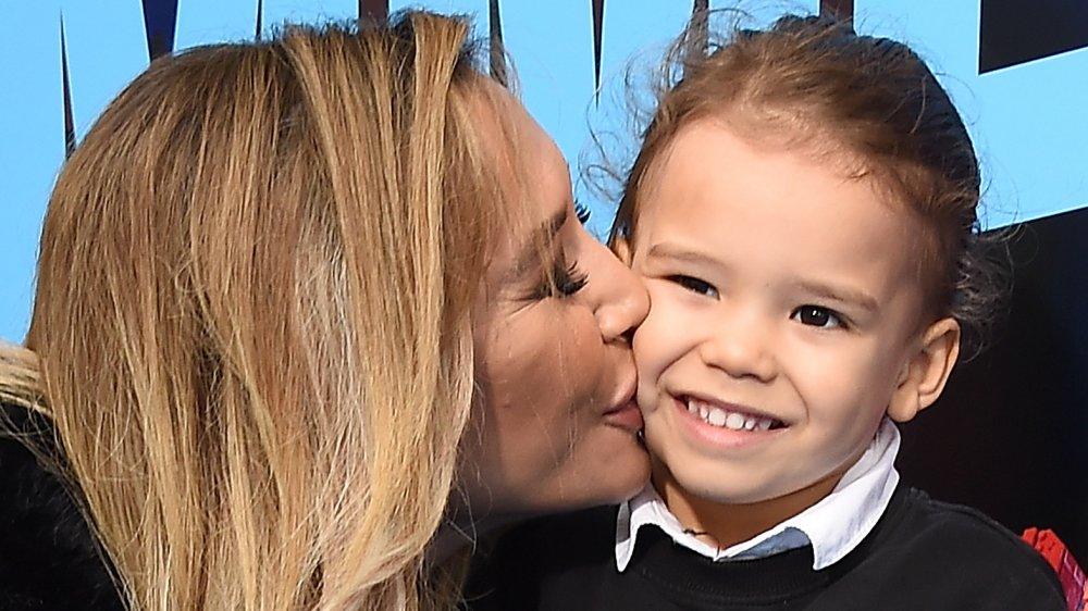 Naya Rivera with her son, Josey
