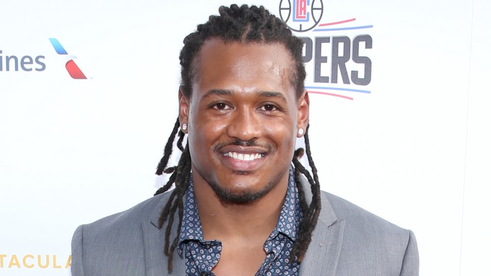 Dont'a Hightower at the 32nd Annual Cedars-Sinai Spectacular