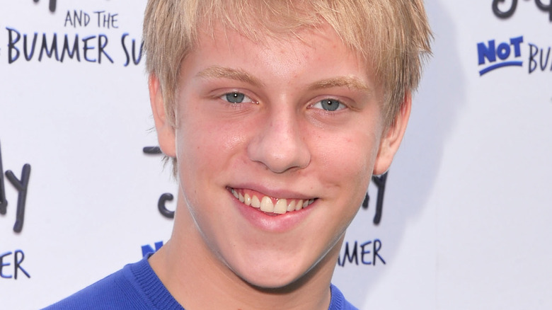 """Actor Jackson Odell arrives at the premiere of Relativity Media's """"Judy Moody And The NOT Bummer Summer"""" held at ArcLight Hollywood"""