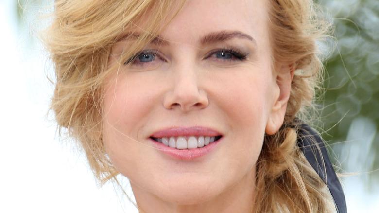 Nicole Kidman smile