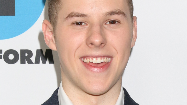 Nolan Gould at the Winter 2019 TV Upfronts